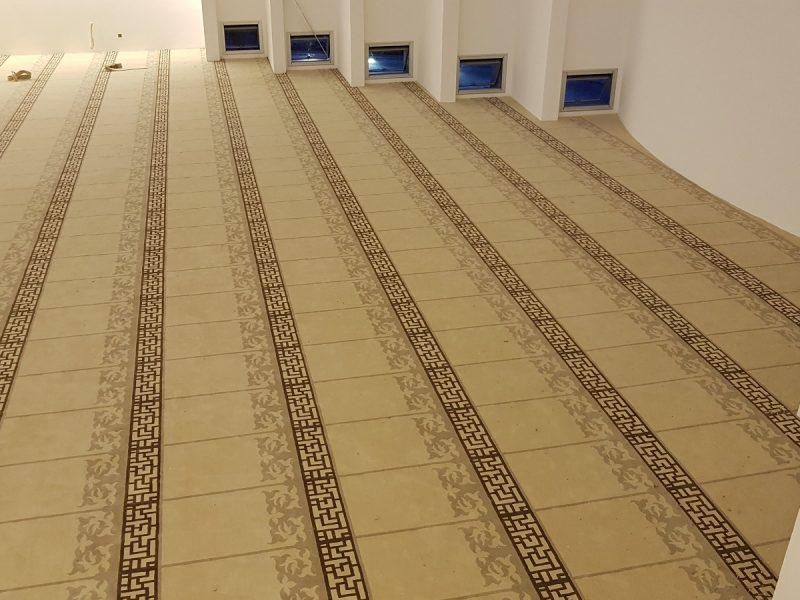 Pandemi Dönemi Cami Halısı Temizliği
